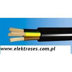Kabel YKY 4x10 żo 0,6/1kV